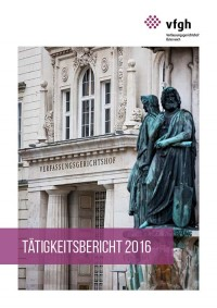 Activity Report 2016 - Cover