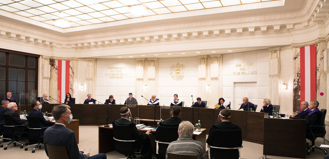 The Court's Bench and its Judicial Activity