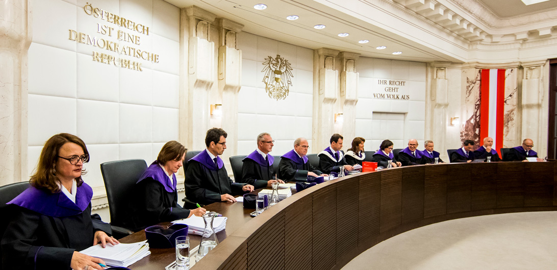 Members of the Constitutional Court: Overview